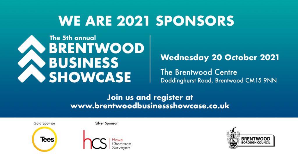 brentwood business showcase sponsor graphic